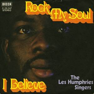 The Les Humphries Singers: Rock My Soul - Cover