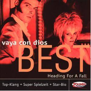 Cover - Vaya Con Dios: Heading For A Fall - Best