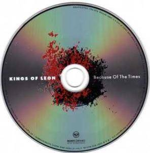 Kings Of Leon: Because Of The Times (CD) - Bild 3