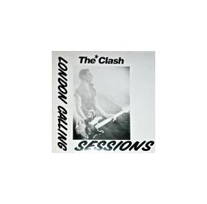 The Clash: London Calling Sessions - Cover