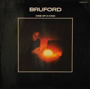 Bill Bruford: One Of A Kind - Cover