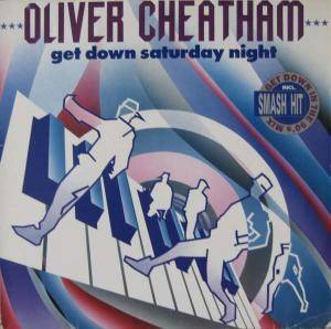 Cover - Oliver Cheatham: Get Down Saturday Night