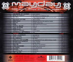 Mayday - The Sonic Empire Compilation (2-CD) - Bild 2