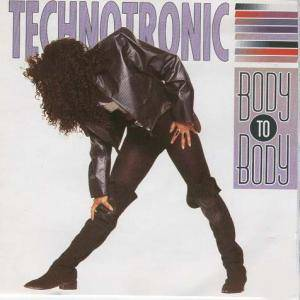 Cover - Technotronic: Body To Body
