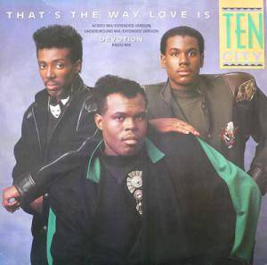 Cover - Ten City: That's The Way Love Is