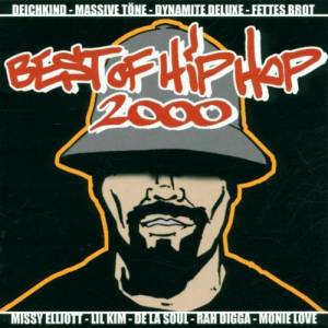 Cover - Spax Feat. Massive Töne: Best Of Hip Hop 2000