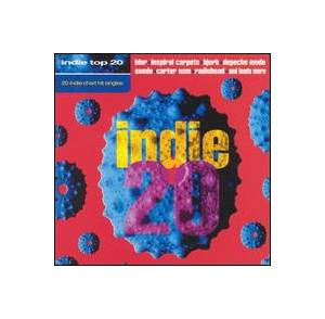 Cover - Tiny Monroe: Indie Top 20 Vol. 19