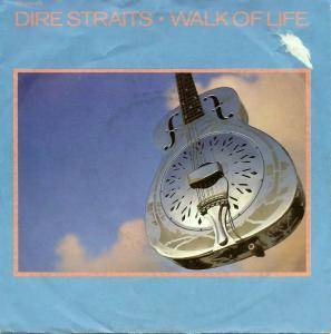 Dire Straits: Walk Of Life - Cover