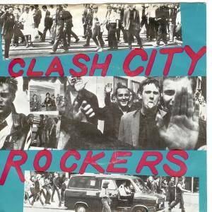 Cover - Clash, The: Clash City Rockers