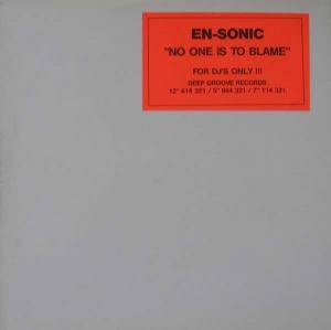 Cover - En-Sonic: No One Is To Blame