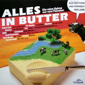 Cover - Ixi: Alles In Butter