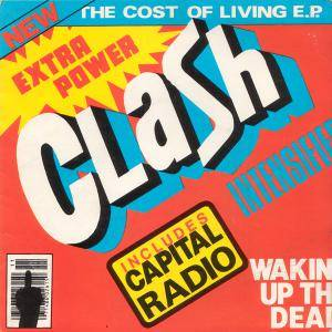 Cover - Clash, The: Cost Of Living E.P., The