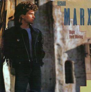 Richard Marx: Right Here Waiting - Cover