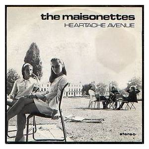 The Maisonettes: Heartache Avenue - Cover