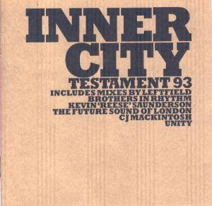 Cover - Inner City: Testament 93