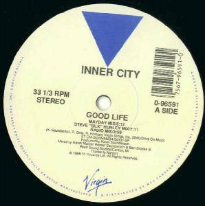 "Good Life | 12"" (1988) von Inner City"