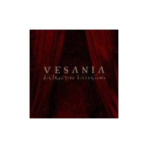 Cover - Vesania: Distractive Killusions