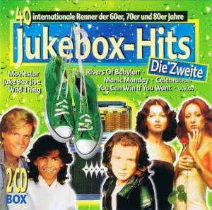 40 Jukebox-Hits - Die Zweite - Cover