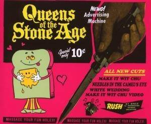 Queens Of The Stone Age: Make It Wit Chu - Cover