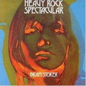 Bram Stoker: Heavy Rock Spectacular - Cover