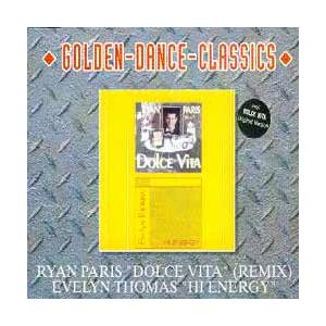 Cover - Ryan Paris: Dolce Vita (Remix) / Hi Energy