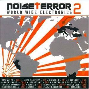 NoiseTerror Volume 2 - Cover