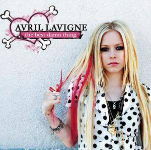 Cover - Avril Lavigne: Best Damn Thing, The