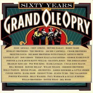 Sixty Years Of Grand Ole Opry - Cover