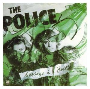 The Police: Message In A Bottle - Cover
