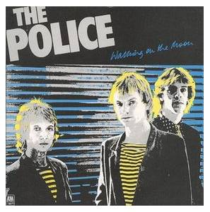 The Police: Walking On The Moon - Cover