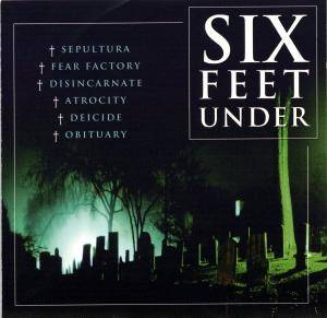 Six Feet Under - Cover