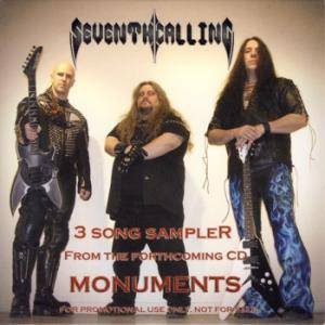 Seventh Calling: Monuments (Promo-CD) - Bild 1