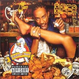 Cover - Ludacris: Chicken & Beer