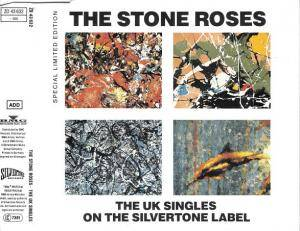 Cover - Stone Roses, The: UK Singles On The Silvertone Label, The