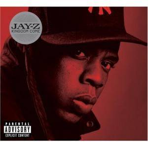 Jay-Z: Kingdom Come - Cover