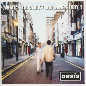 Oasis: (What's The Story) Morning Glory? - Cover