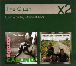 The Clash: London Calling / Combat Rock - Cover