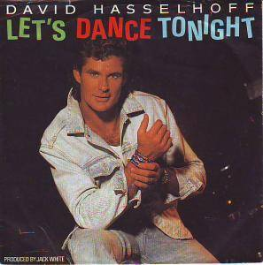 David Hasselhoff: Let's Dance Tonight - Cover