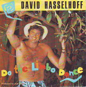 David Hasselhoff: Do The Limbo Dance - Cover