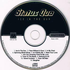 Status Quo: Ice In The Sun (CD) - Bild 4
