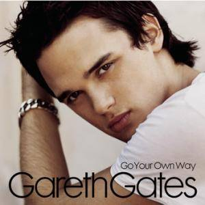 Cover - Gareth Gates: Go Your Own Way