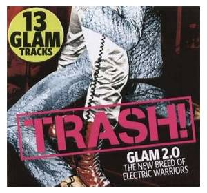 Classic Rock 112 - Trash! - Glam 2.0 - Cover