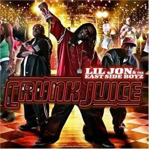 Lil Jon & The East Side Boyz: Crunk Juice - Cover