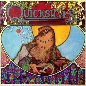 Cover - Quicksilver Messenger Service: Quicksilver