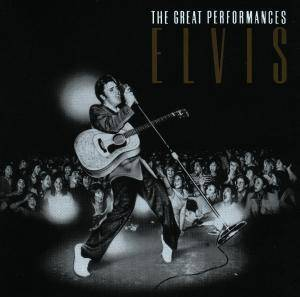 Elvis Presley: Great Performances, The - Cover