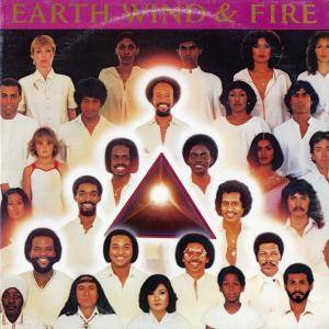 Earth, Wind & Fire: Faces - Cover