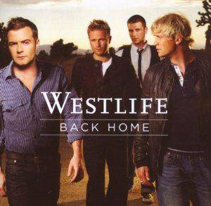 Cover - Westlife: Back Home