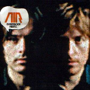 AIR: Everybody Hertz. - Cover