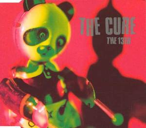 The Cure: The 13th (Single-CD) - Bild 1