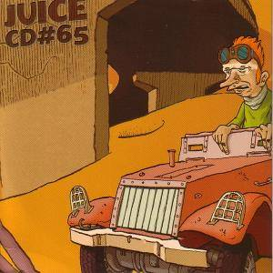 Cover - Rob Gee: Juice Vol. 065